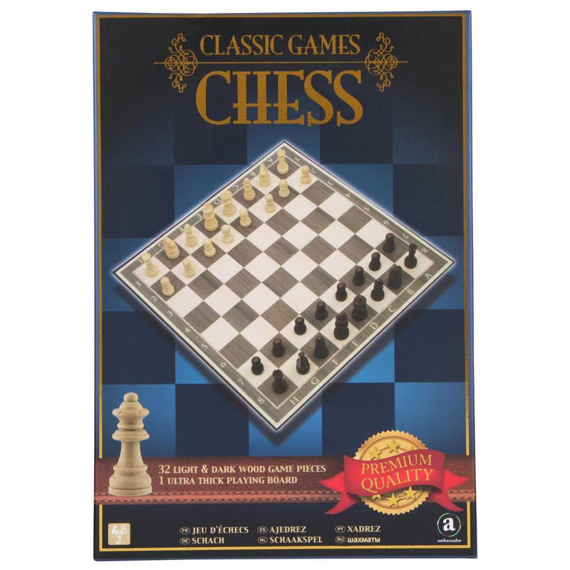 CLASSIC GAME CHESS