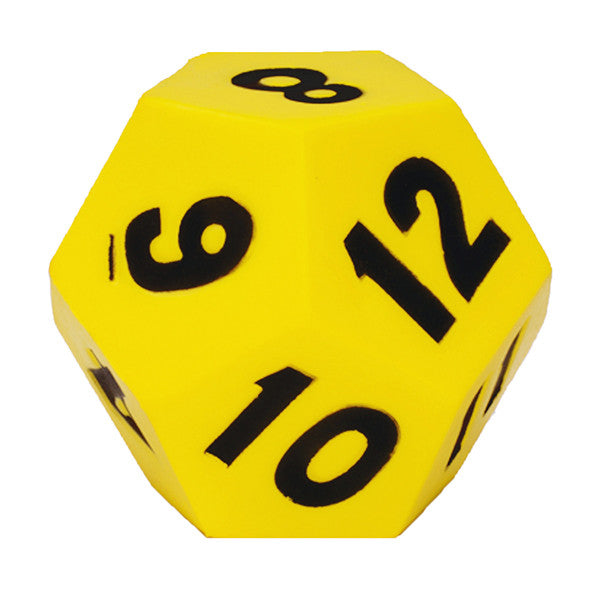 12-sided Dice - Dawson Sports
