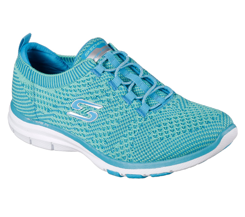SKECHERS GALAXIES - BLUE GREEN