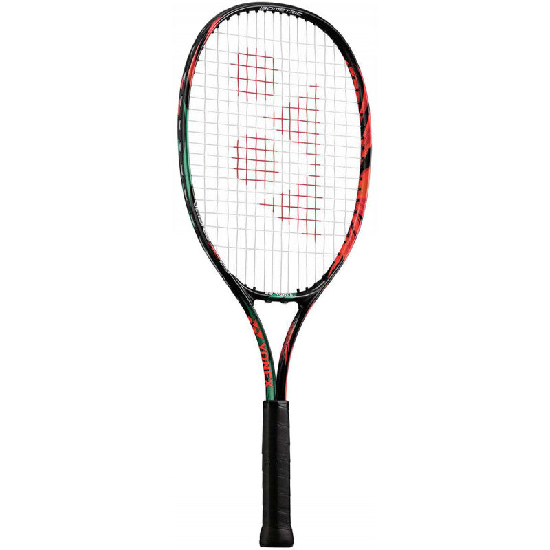 Yonex VCore JR25 Tennis Racket - Black/Orange