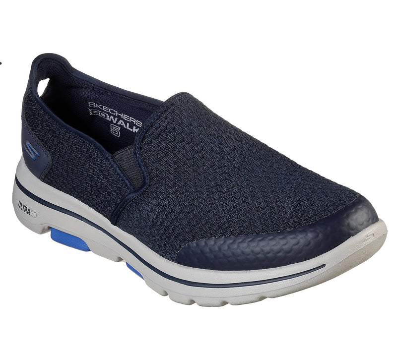 SKECHERS GO WALK 5-APPRIZE - NAVY