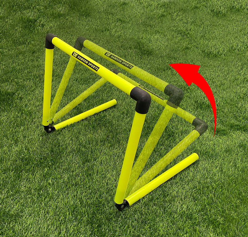 DS School Adjustable Mini Hurdle