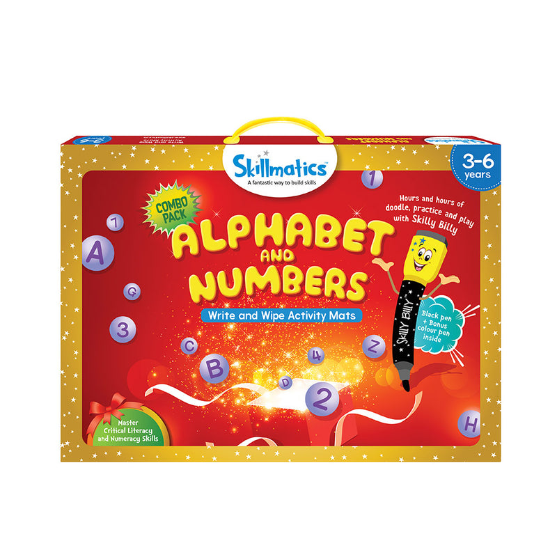 Skillmatics: Alphabet and Number