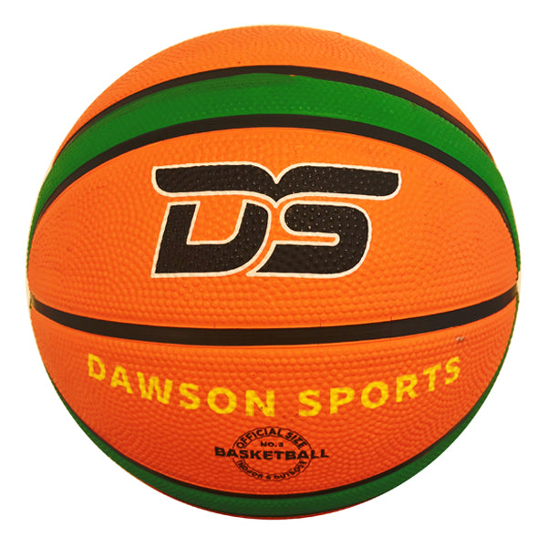 DS Rubber Basketball - Size 3