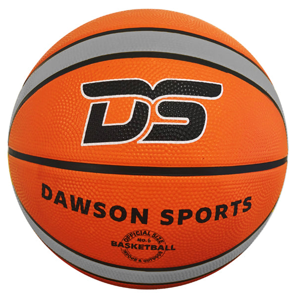 DS Rubber Basketball - Size 6 - Dawson Sports