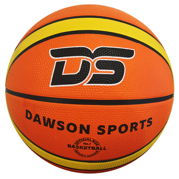DS Rubber Basketball - Size 7 - Dawson Sports