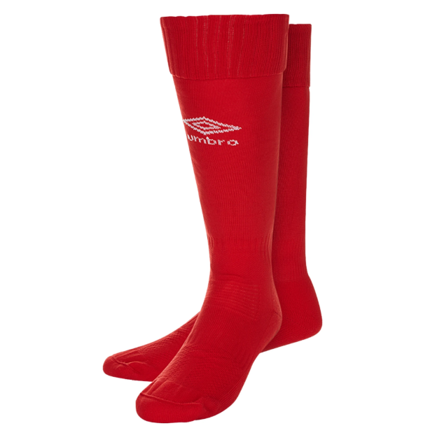 CLUB SOCK VERMILLION - L