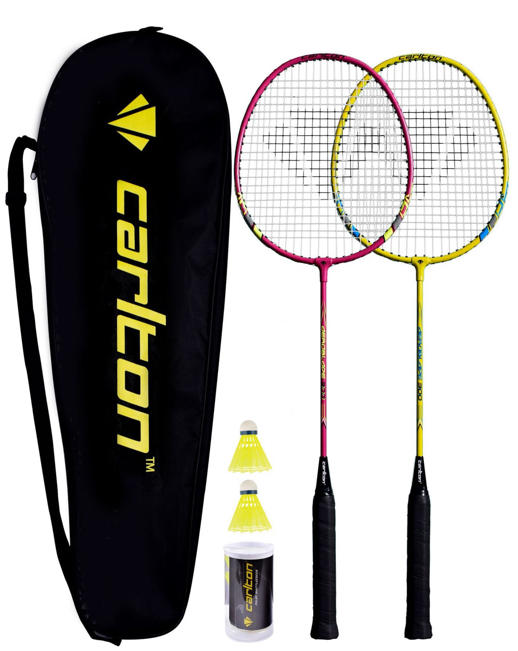 Carlton Aeroblade 300 Badminton Racket Set