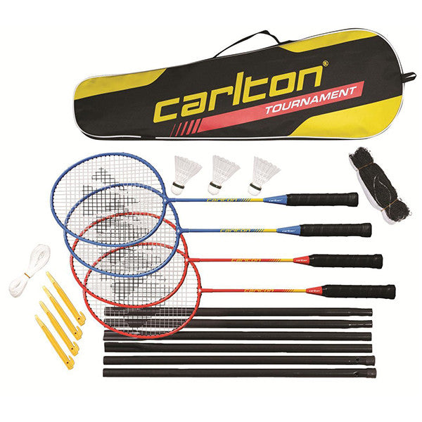 Carlton 4-Players Badminton Set - Dawson Sports