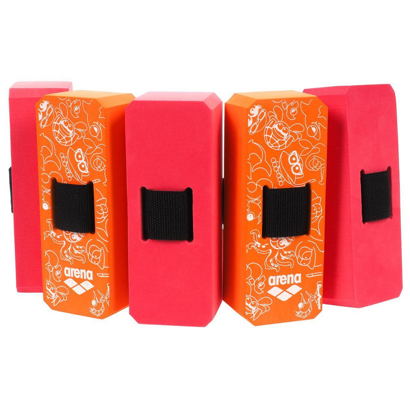 Arena Flotation Belt JR - Red/Orange