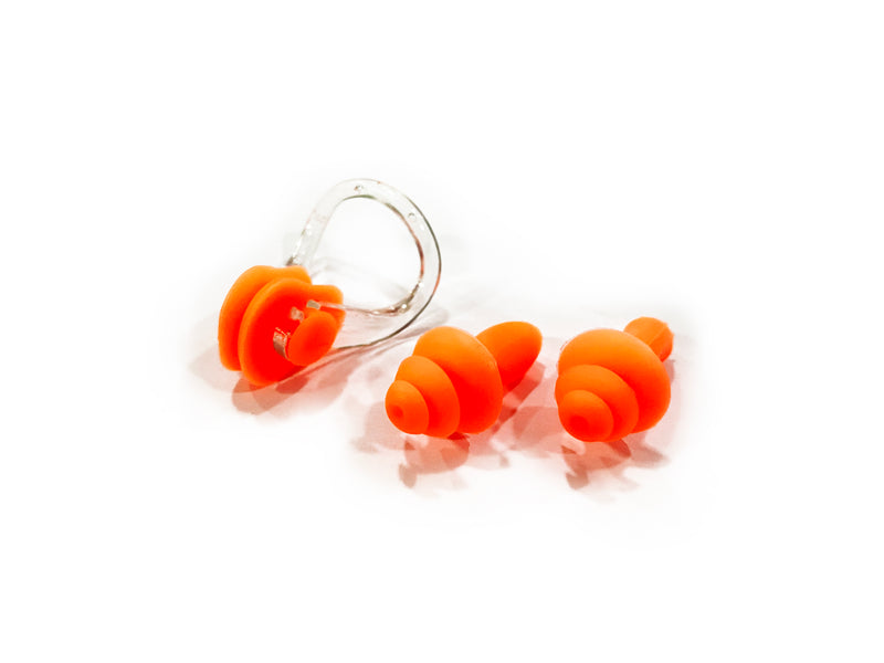 DS Swim Silicone Soft Ear Plugs & Nose Clip