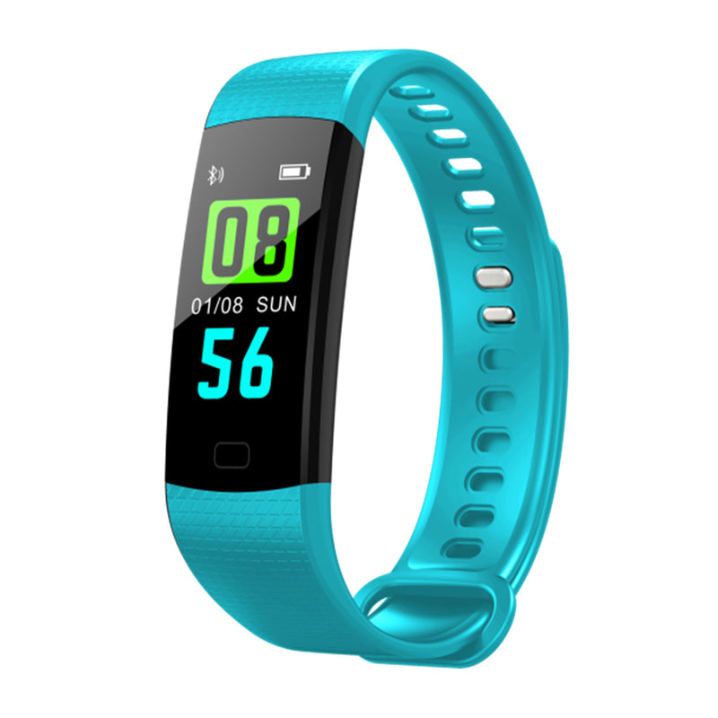 DS Health Band Smart Fitness Tracker - Aqua