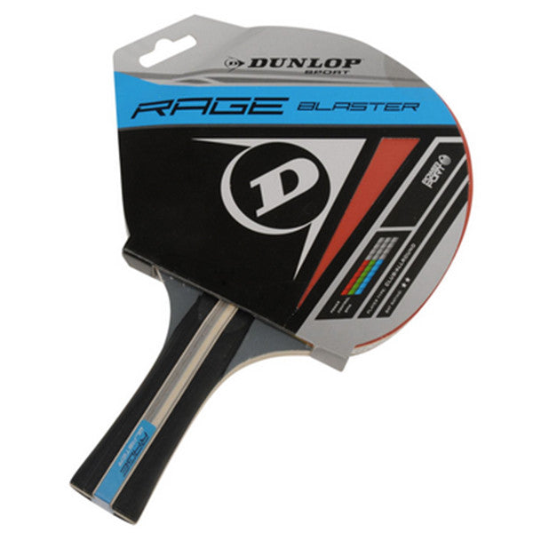 Dunlop Rage Blaster Table Tennis Bat - Dawson Sports