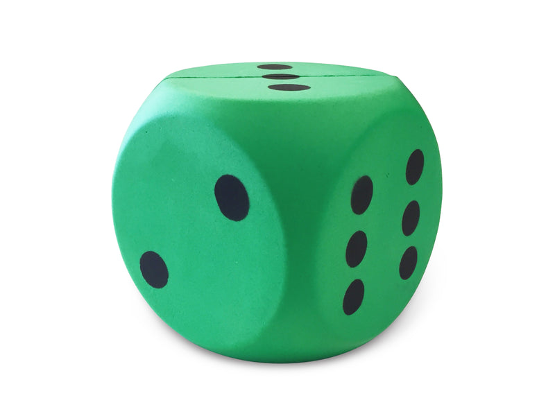 Big Foam Dice - Dawson Sports