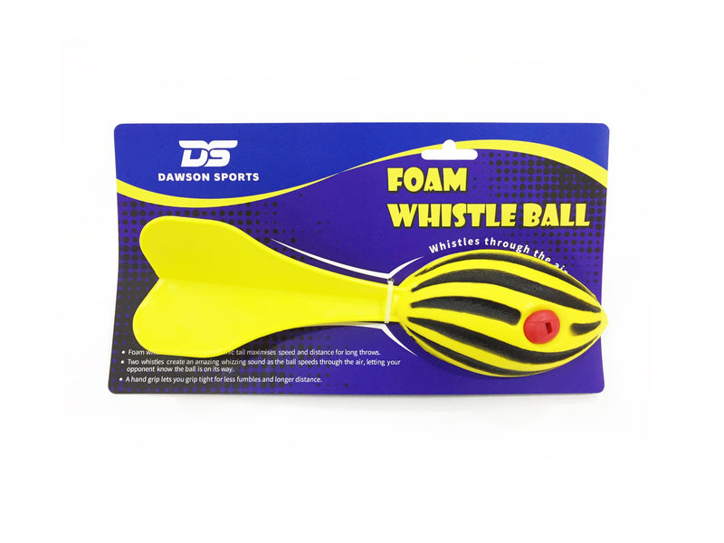 Foam Whistle Ball - Dawson Sports