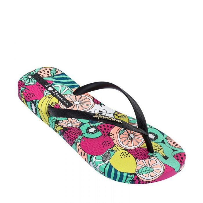 IPANEMA SUMMER II FEM BLACK/GREEN