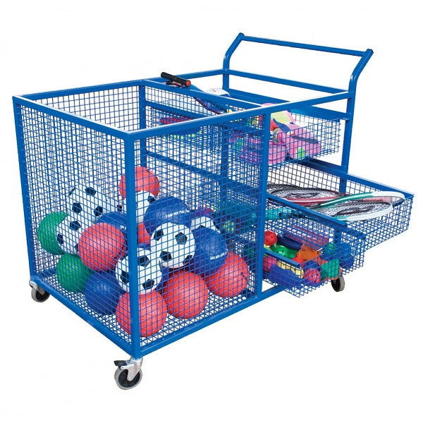 Jumbo Storage Trolley - Dawson Sports