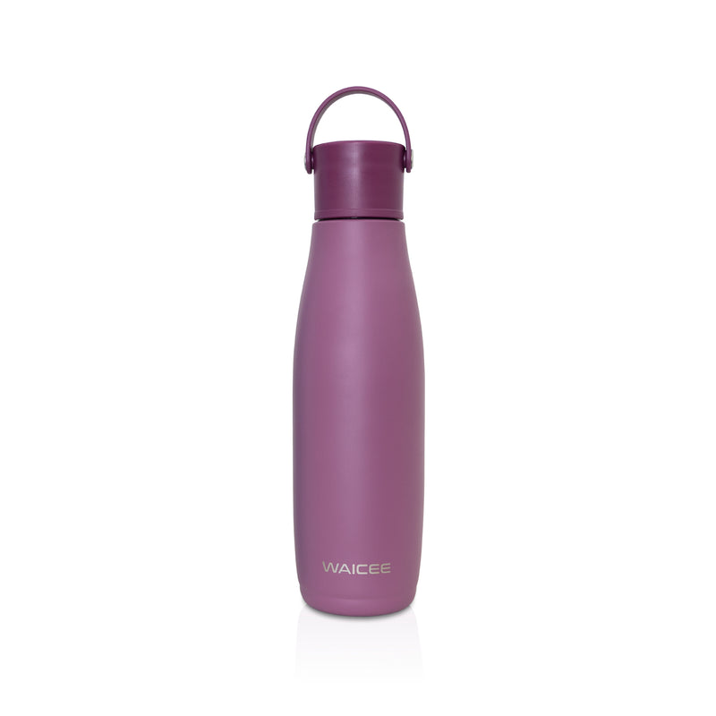 WAICEE The Veronica Water Bottle - Stainless Steel & Vacuum Insulated - 480ml