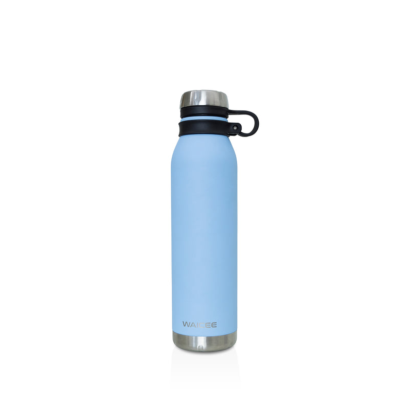 Waicee Water Bottle Stainless Steel Vacuum - Insulated - 750ml - Sky Blue