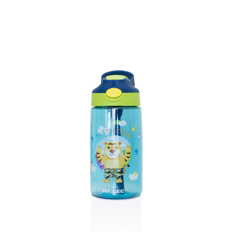 Waicee Kids Watter Bottle 500ml - Blue
