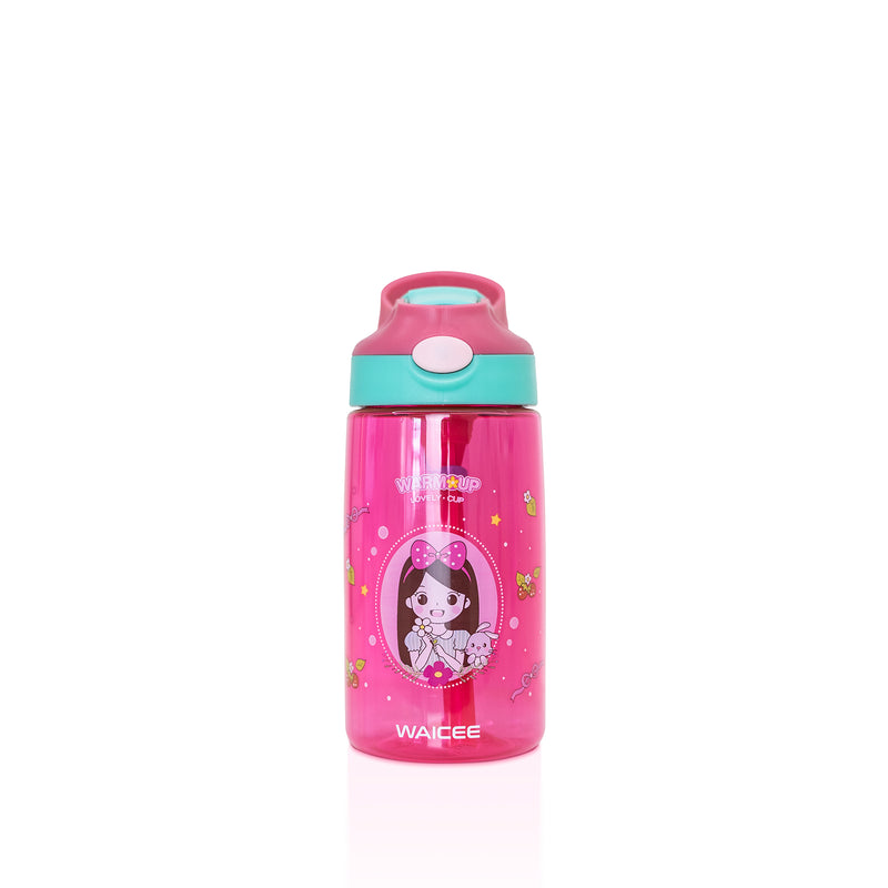 Waicee Kids Watter Bottle 500ml - Pink