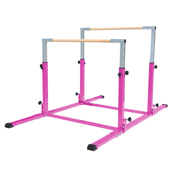 Training Kids Uneven Bars