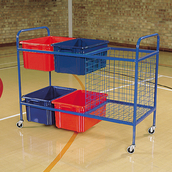 Large Equipment Storage Trolley - Dawson Sports