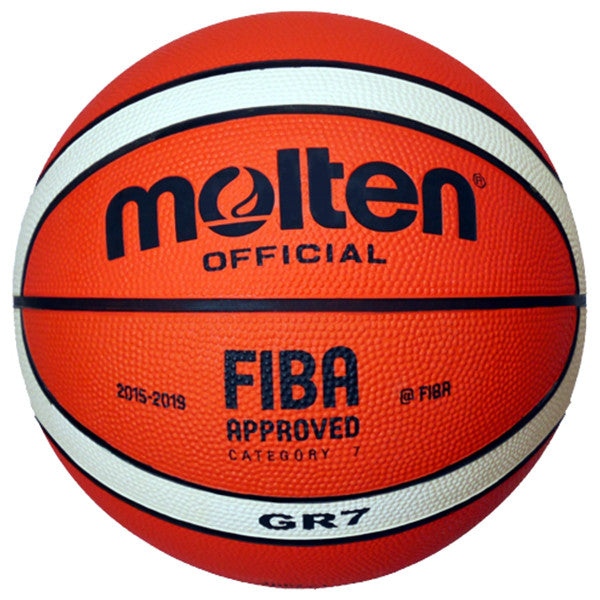 Molten Rubber Basketball - Dawson Sports