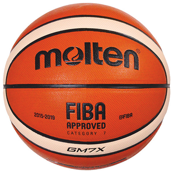 Molten Synthetic Leather Basketball - Dawson Sports