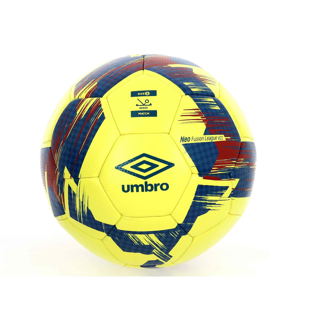 UMBRO NEO FUSION LEAGUE - Yellow - Size 5