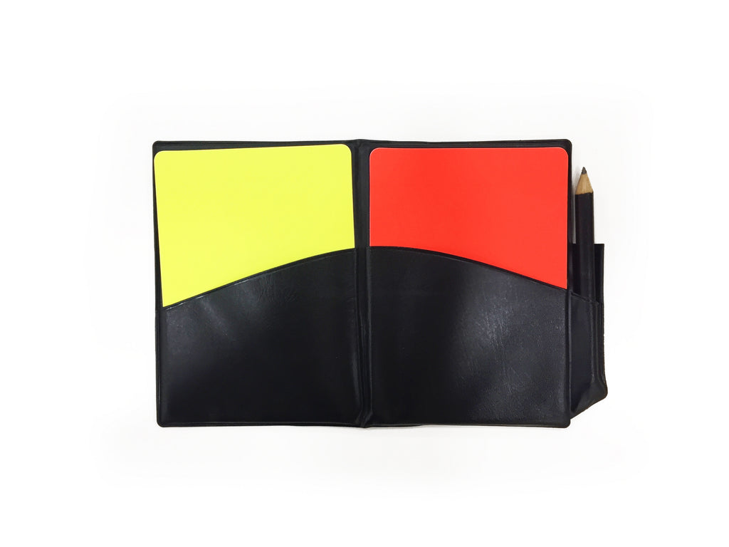 Penalty Card - Red/Yellow - Dawson Sports