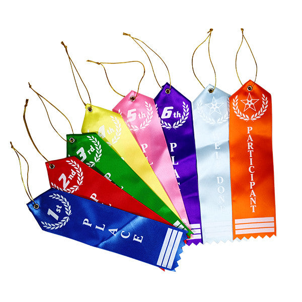 Place Ribbons (Set of 10) - Dawson Sports