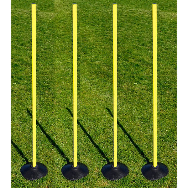 Rounders Bases & Poles Set - Dawson Sports