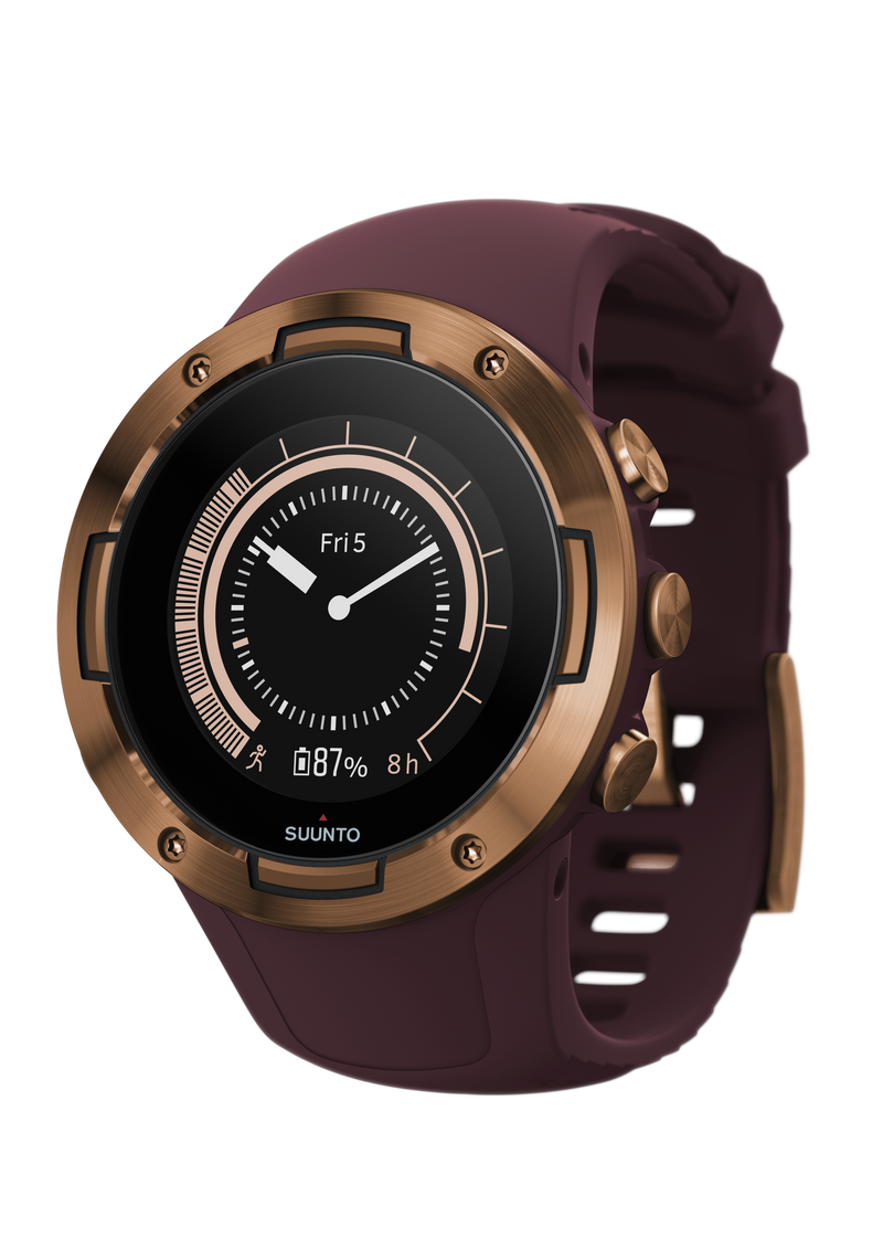 Suunto 5 G1 Burgundy Copper - Dawson Sports