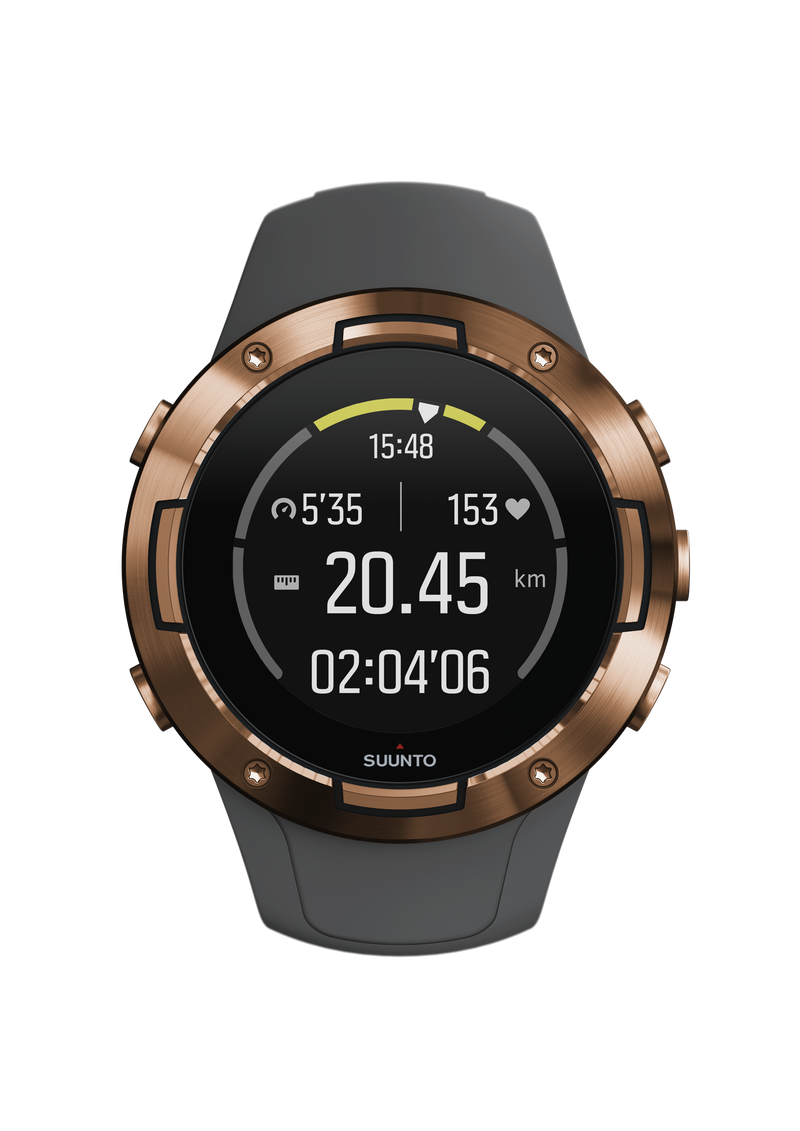 Suunto 5 G1 Graphite Copper - Dawson Sports
