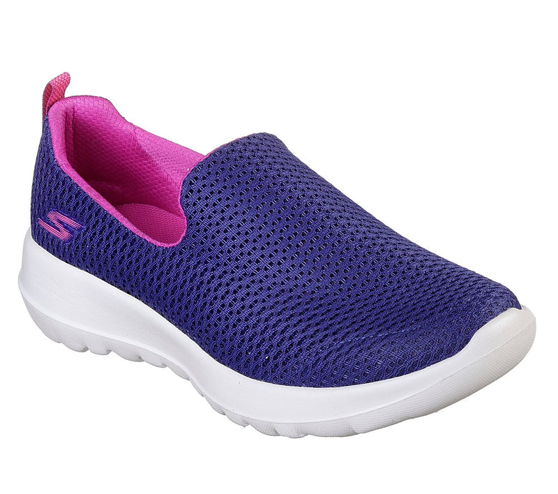 SKECHERS GO WALK JOY - BLUE
