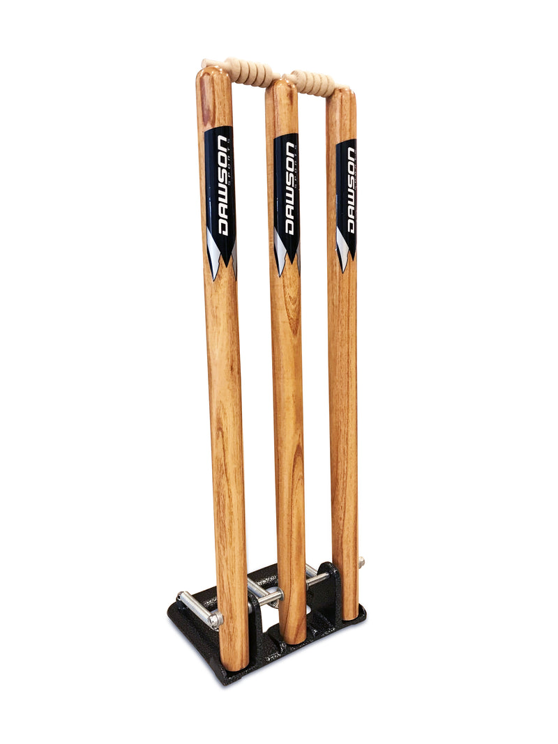 Wooden Spring Stump Set - Premium - Dawson Sports
