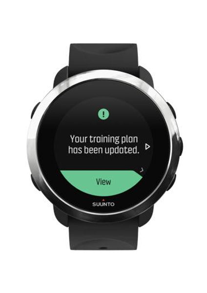 SUUNTO 3 FITNESS BLACK - Dawson Sports