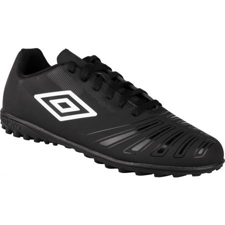 UMBRO UX ACCURO III LEAGUE TF BLACK / WHITE