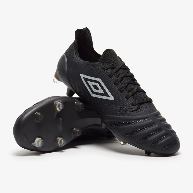 UMBRO UX ACCURO III PRO FG BLACK WHITE
