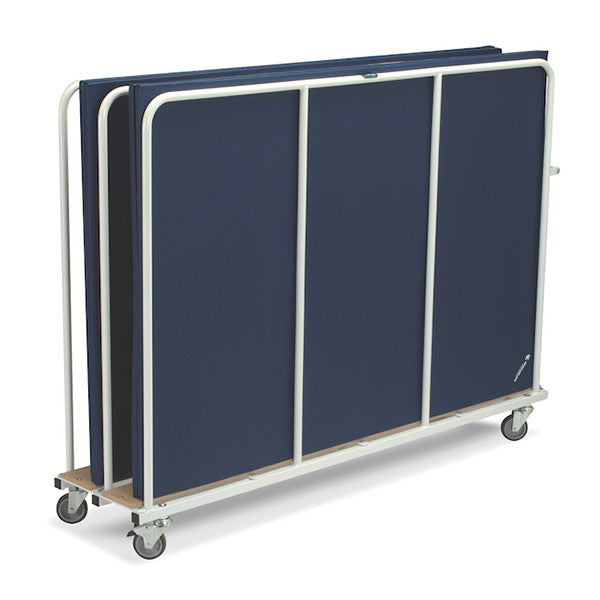 Vertical Mat Trolley - Dawson Sports