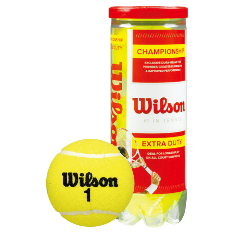 WS Champ XD Tennis Ball (Pack of 3)