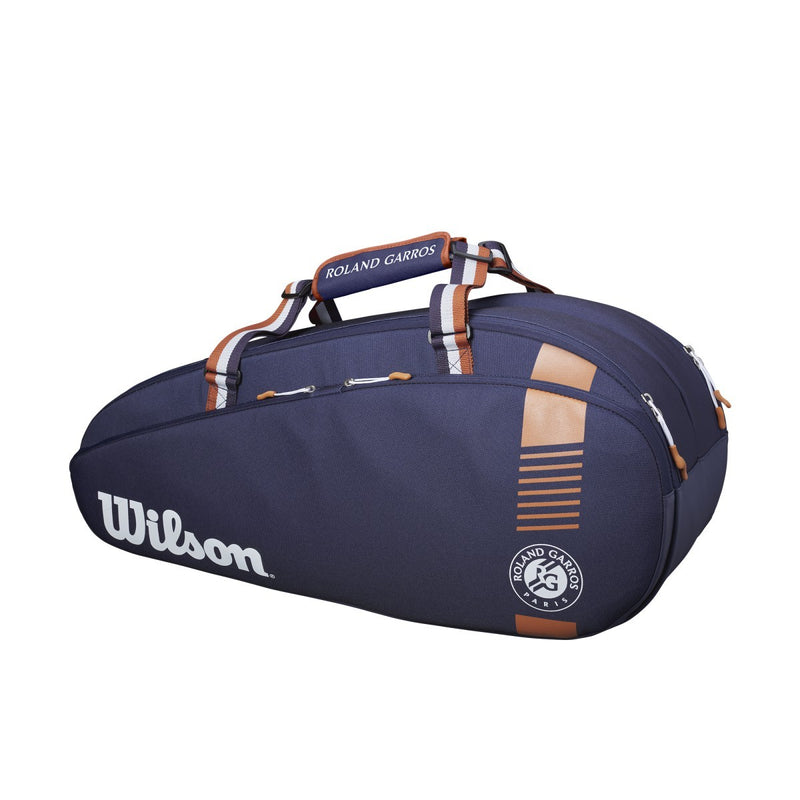 WS Roland Garros Team 6PK, Navy/Clay