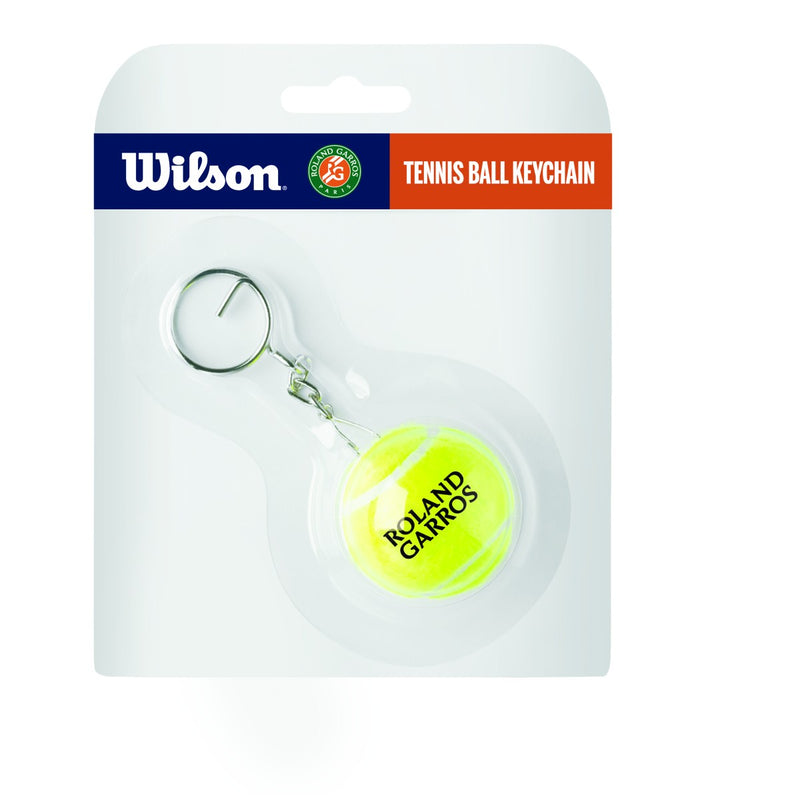 WS Tennis Ball Key Chain