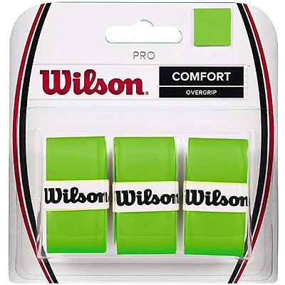 Wilson Handle Over Grips 3PCS in Blister Pack