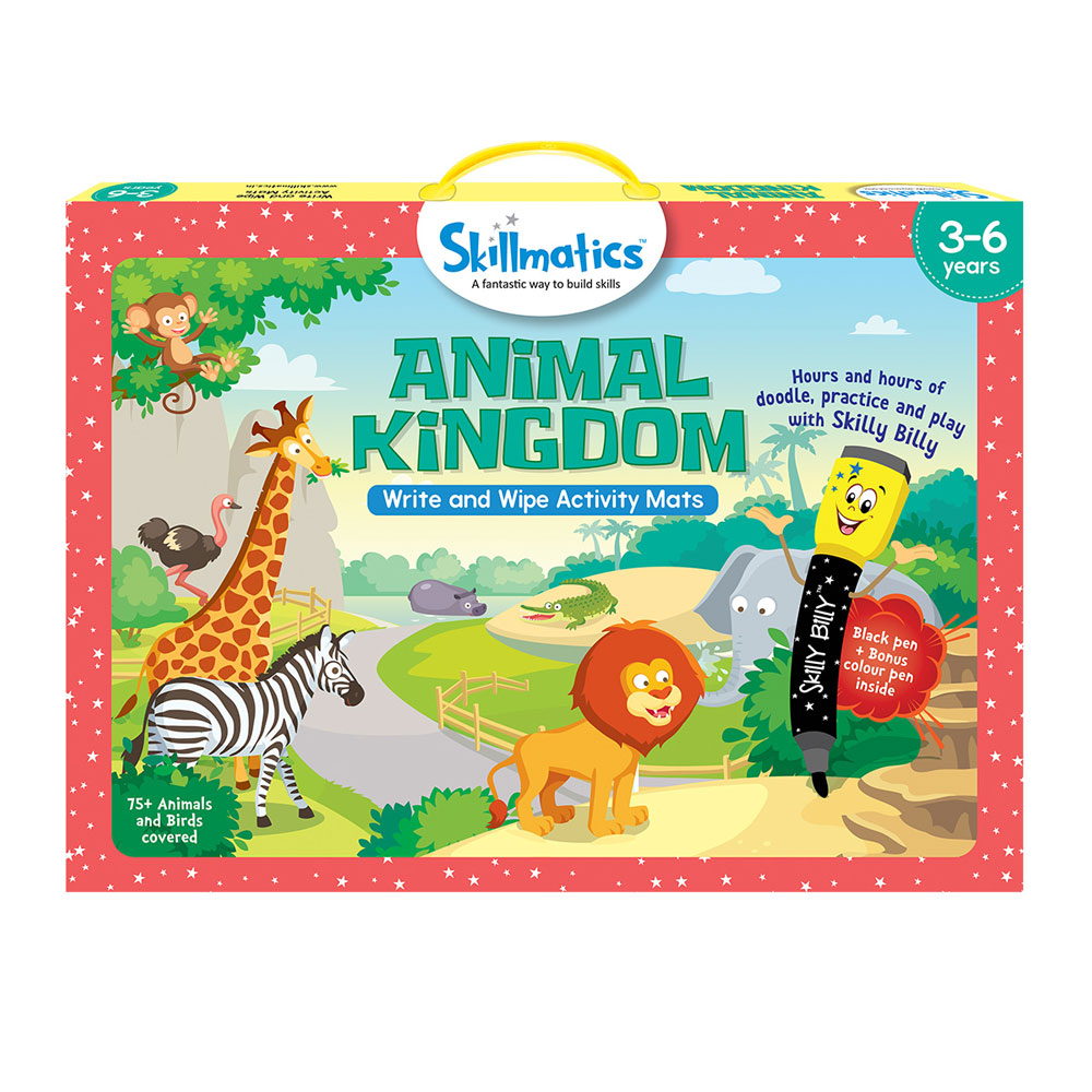 Skillmatics: Animal Kingdom