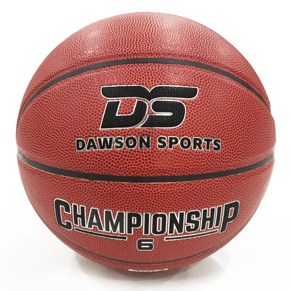 DS PU Championship Basketball - Size 6 - Dawson Sports