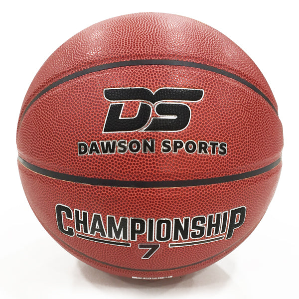 DS PU Championship Basketball - Size 7 - Dawson Sports