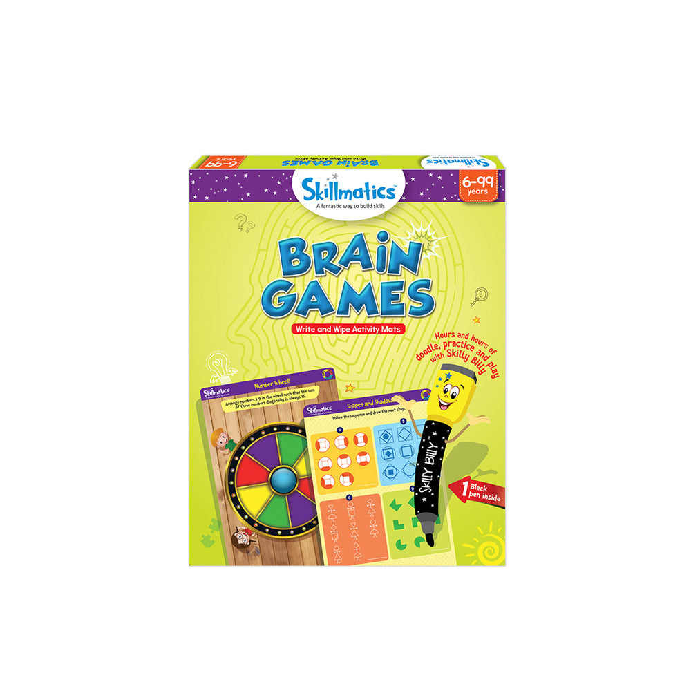 Skillmatics: Brain Games