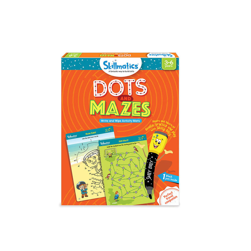 Skillmatics: Dots and Mazes